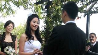 Blue & Andy wedding vows.avi