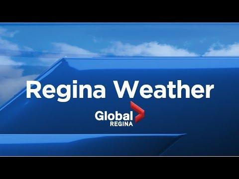 Global Regina Weather Forecast (April 20, 2017)