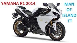 Yamaha R1 RN22 Man Of Island TT