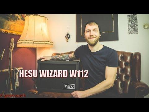 HESU Wizard W112 Cabinet feat. Antonio Vittozzi