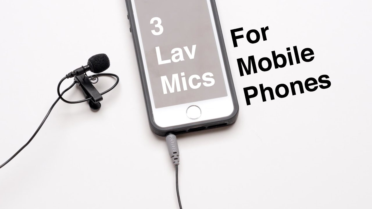 Note 8 and using external lavalier mic - Android Forums at