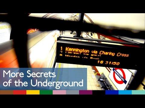 More Secrets Of The Underground