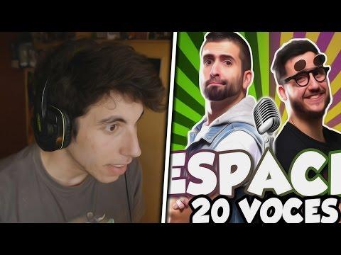 Luis Fonsi - DESPACITO (Parodia) 20 VOCES FAMOSOS (Vídeo Reacción)