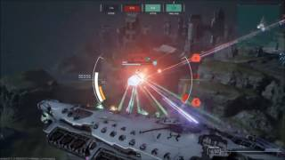 Dreadnought Beta Gameplay! CQB Invictus, Plasma Broadside, No Commentary.