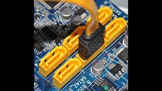 Sata Connections and Bios Config for Desktop PC- सिखो अब हिंदी मे