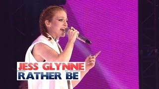Jess Glynne - 'Rather Be' (Live At The Jingle Bell Ball 2015)