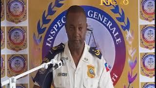 Haïti / Sécurité.- Inspection générale de la Police nationale d'Haïti / Bilan