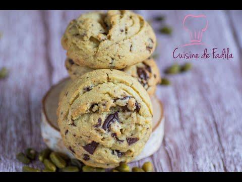 cookies-pistache-chocolat