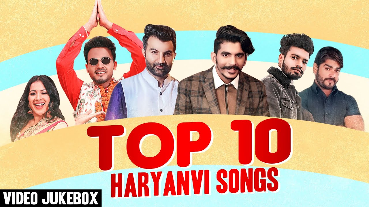 Top 10 Haryanvi Songs | Video Jukebox | Latest Haryanvi Songs 2020 | Speed Records Haryanvi