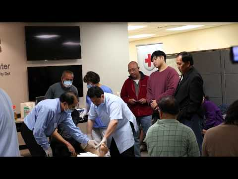 Luong Y Vo Hoang Yen Tri Benh Tai American Red Cross Silicon Valley
