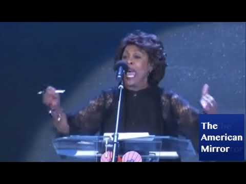 Maxine Waters pushes Trump impeachment -- during eulogy!