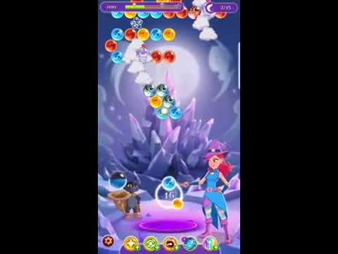 Bubble Witch 3 Saga Level 1229 ~ No Boosters