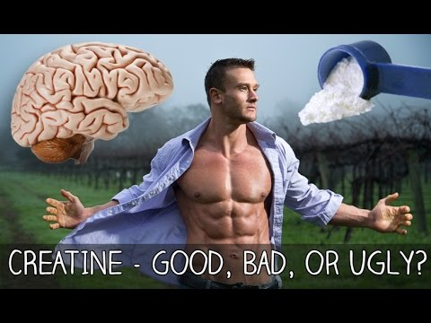 Is Creatine Safe? | Creatine For Muscle And Brain Performance- Thomas DeLauer