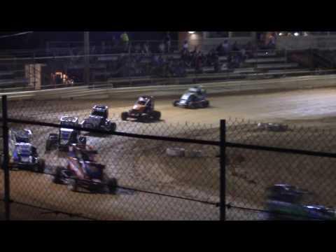 Airport Speedway 600cc Heat 8-13-16