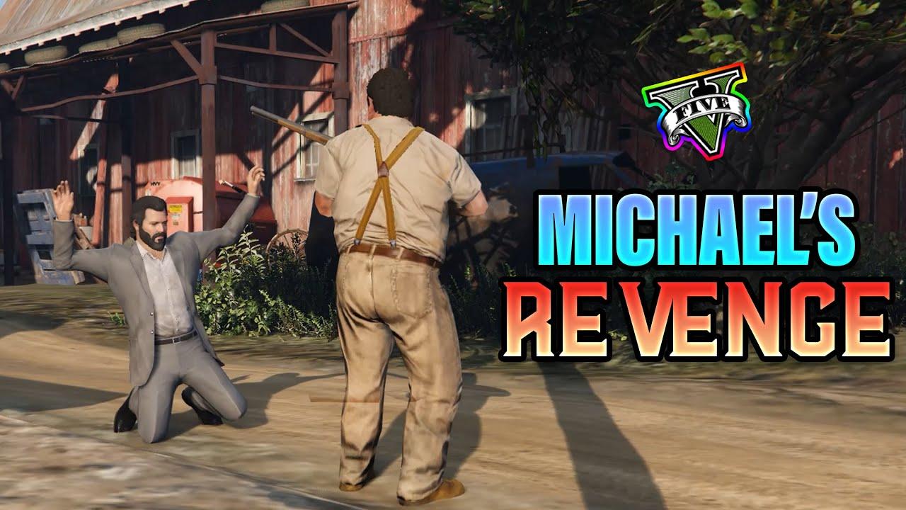 Michael's revenge for Ambassador in GTA5