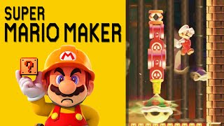 Die schwersten Level! | Super Mario Maker