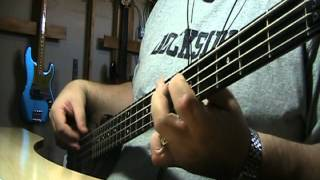 Collective Soul Gel Bass Cover