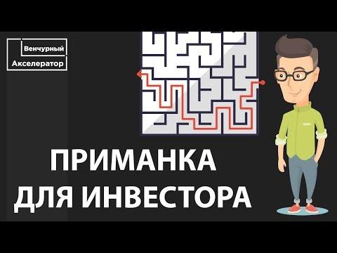 Как подготовить презентацию для инвестора? Шаблон презентации для инвестора от Сергея Анушкина.