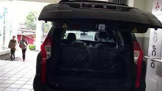 Penambahan assesoris tailgate electric pada mobil all new pajero dakar limited edition