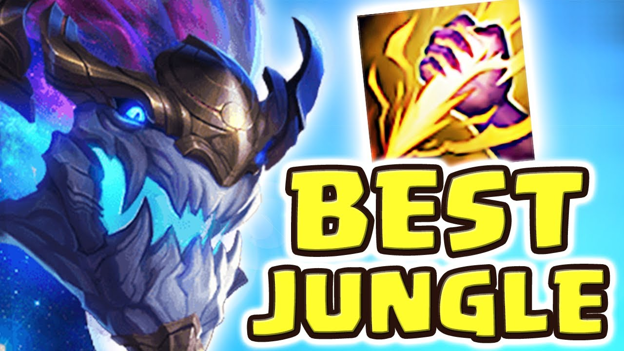 WHY IS THIS SO BROKEN?! THE BEST JUNGLER  TROLL CHAMP SELECT  AURELION  SOL JUNGLE - Nightblue8