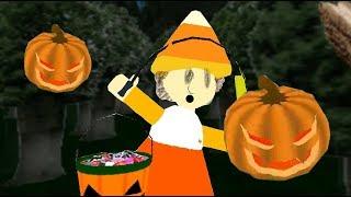 HALLOWEEN PUMPKIN ADVENTURE - Roblox Baldi's Basics Halloween