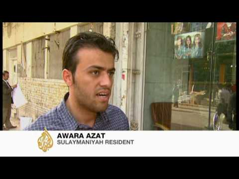 New Kurdish party forms in Iraq