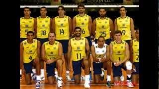 FIVB VOLLEYBALL WORLD LEAGUE 2012 - TEAM
