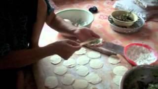 How To Make Dumplings: Make Dumplings Chinese Style!