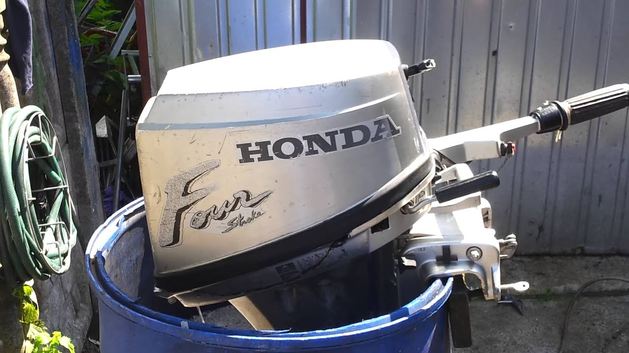 2001 honda outboard motor for New honda boat motors