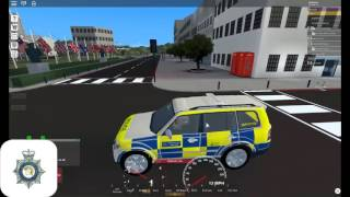 [Roblox London] Uk Policing British Way Vlog Patrol!