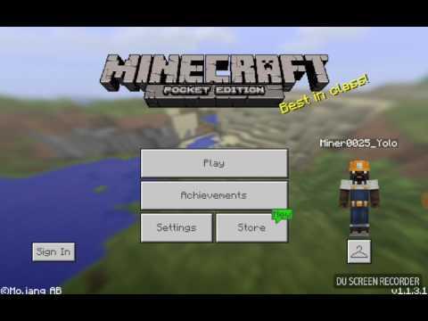 Pixelgun 3d minecraft pe and Aa