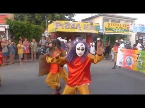 CARNAVAL 2014 Sainte Anne Guadeloupe