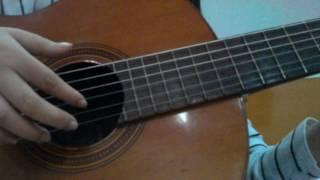 [Guitar Cover] Đừng tin em mạnh mẽ - Jang Mi