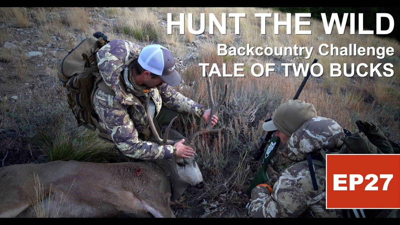 HUNT THE WILD: TALE OF TWO BUCKS - S2, EP27