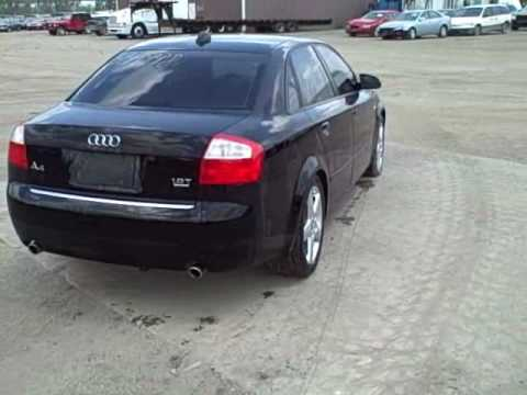 2004 audi a4 youtube. Black Bedroom Furniture Sets. Home Design Ideas