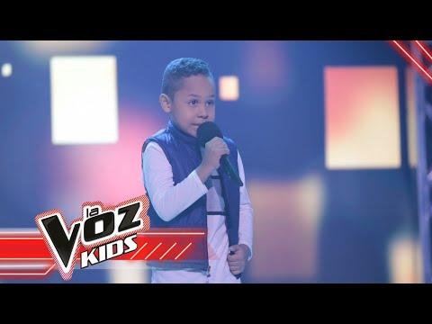 Juan Pa canta 'Drama provinciano'   La Voz Kids Colombia 2021