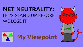Net Neutrality: Let