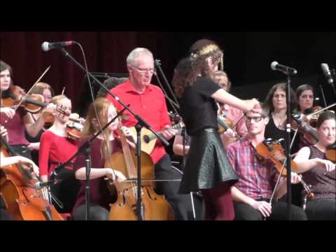 Melbourne Scottish Fiddlers L'Ange aux Patins