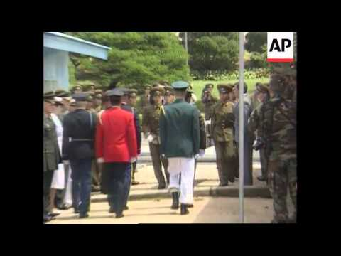 South Korea - Remains of US soldier handed over
