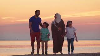 Dana Beach resort Saudi Arabia TVC   منتجع دانا بيتش