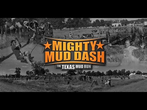 Mighty Mud Dash  Houston TX 2016 - Sony Action Cam
