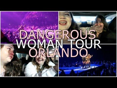 SEEING ARIANA GRANDE & LITTLE MIX LIVE | VLOG