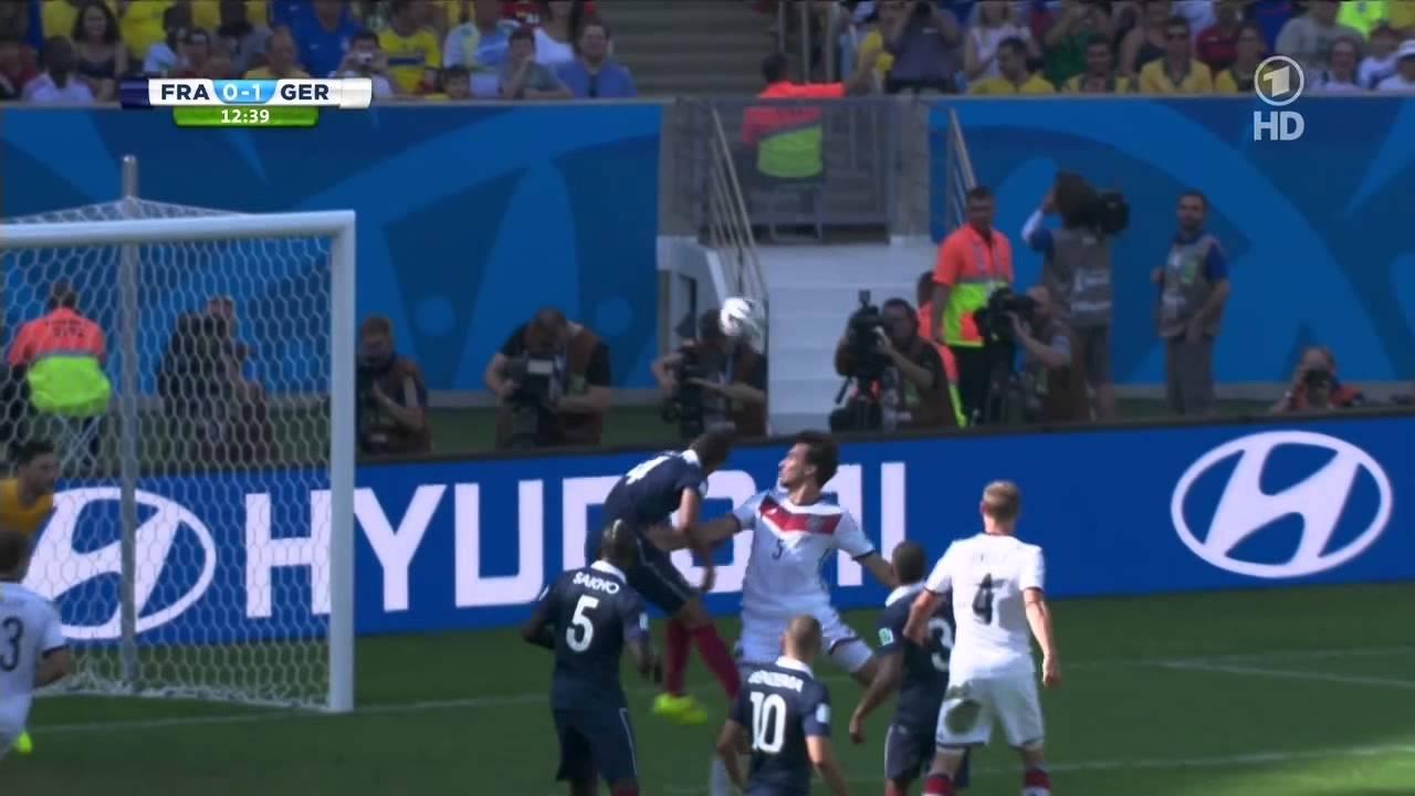 Deutschland Gegen Frankreich 2017 Wm