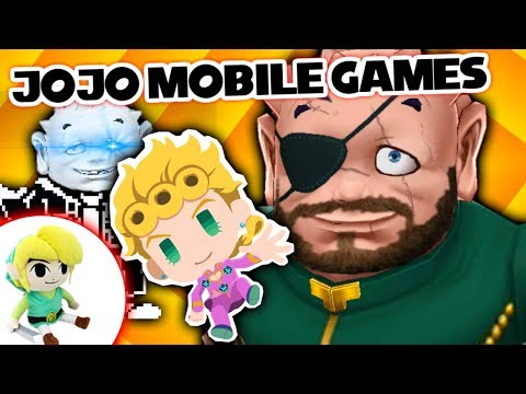 JoJo Mobile Games - EX REVIEW!!!