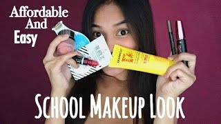 $5 makeup tutorial