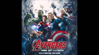 Avengers: Age of Ultron Soundtrack 29 - New Avengers - Avengers Age of Ultron by Danny Elfman