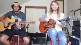 """Rebelution """"Count Me In"""" Acoustic Cover by Jacob Kattan and Bryan Mahon"""