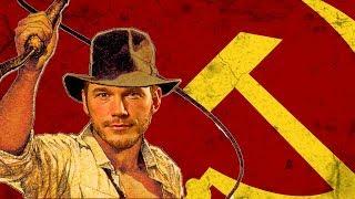 Что если бы Индиана Джонс снимали в СССР