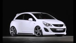 видео Тюнинг Opel Corsa D