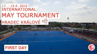 1. day - II. May Tournament 2019